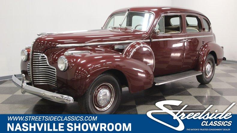 1940 Buick Series 80 1