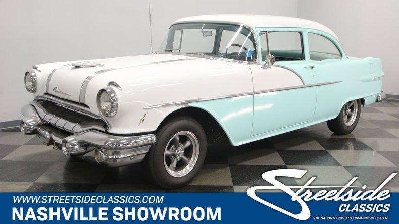 For Sale: 1956 Pontiac Chieftain