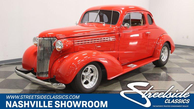 1938 Chevrolet 5 Window For Sale