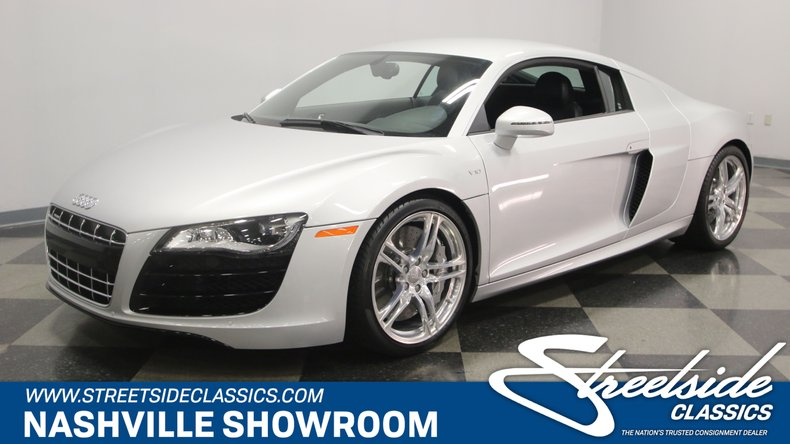For Sale: 2011 Audi R8