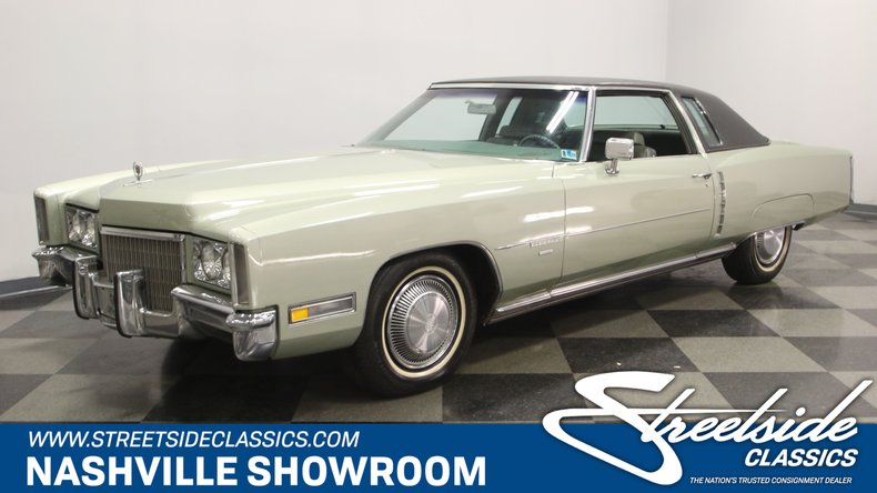 For Sale: 1971 Cadillac Eldorado