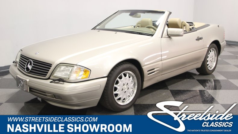 1998 Mercedes-Benz SL500 For Sale