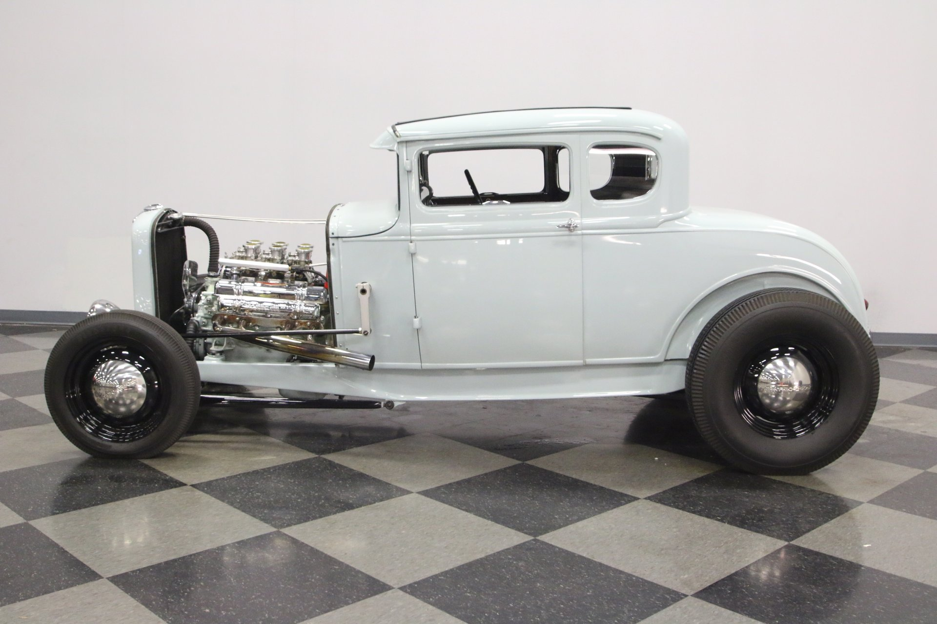 1930 ford model a the gentleman s coupe