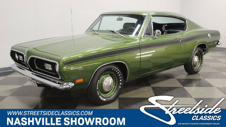 For Sale: 1969 Plymouth Barracuda