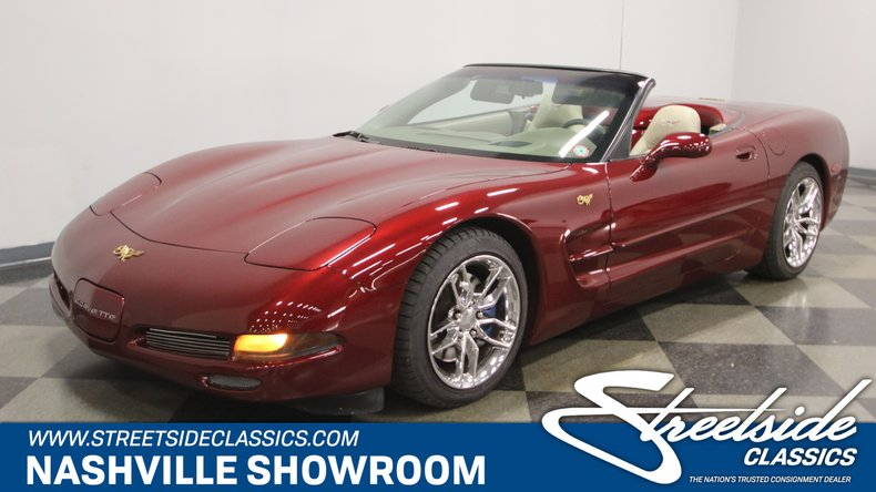 2003 Chevrolet Corvette For Sale