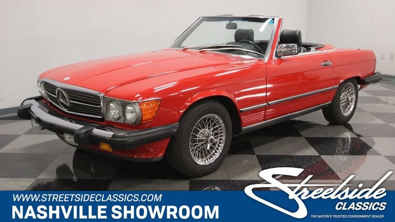 For Sale: 1989 Mercedes-Benz 560SL