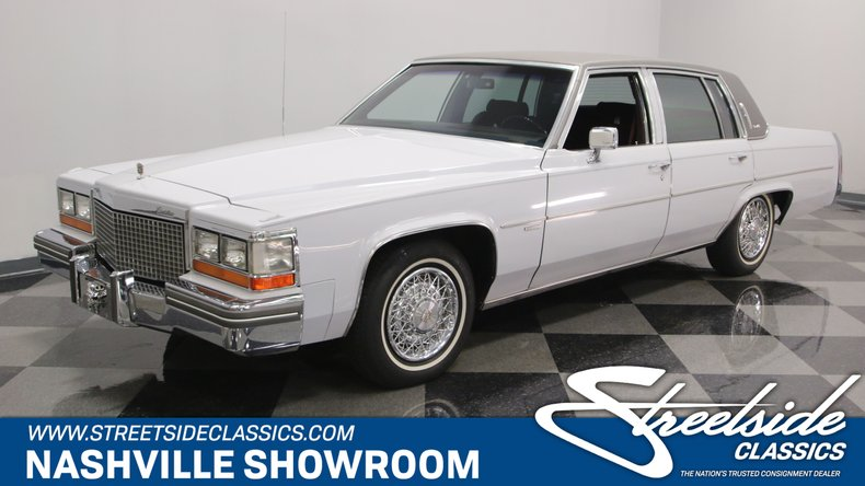 For Sale: 1981 Cadillac DeVille