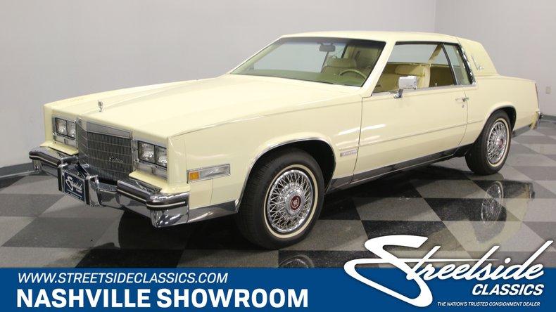 For Sale: 1983 Cadillac Eldorado