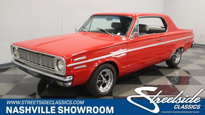 For Sale: 1966 Dodge Dart