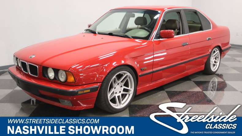For Sale: 1995 BMW 525i