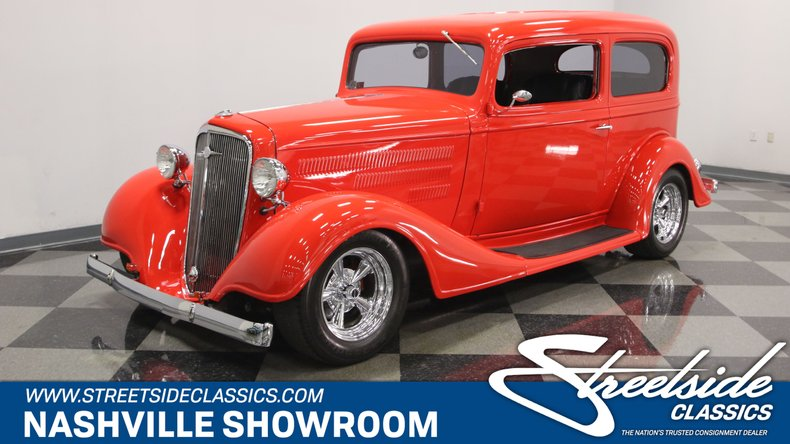 For Sale: 1934 Chevrolet Master