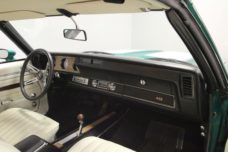 1972 Oldsmobile 442 40