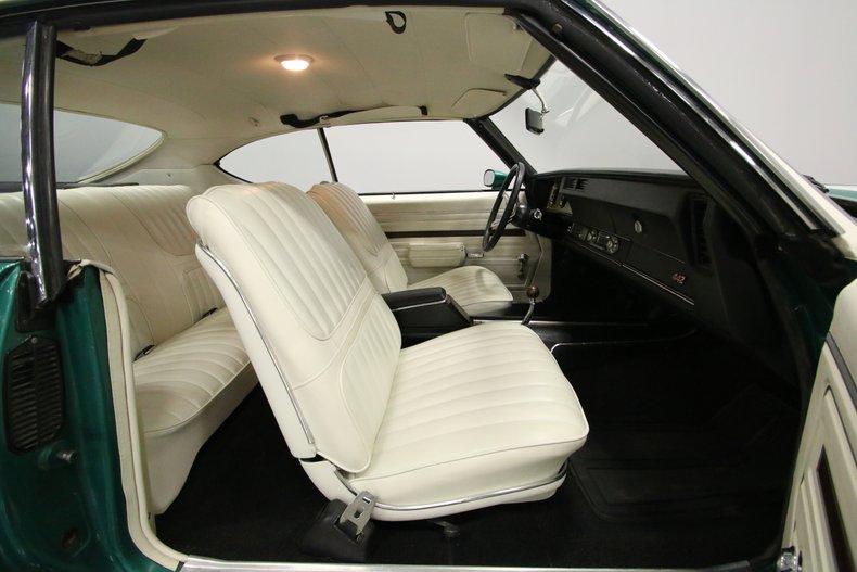 1972 Oldsmobile 442 39