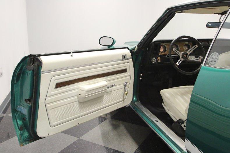 1972 Oldsmobile 442 27