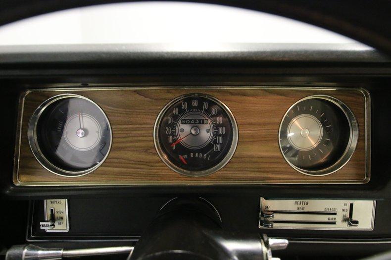 1972 Oldsmobile 442 31