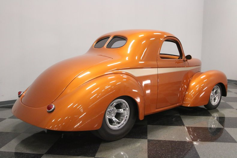 1941 Willys Coupe 14