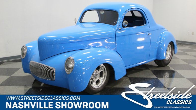 1941 Willys Coupe For Sale   AllCollectorCars com