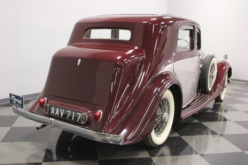1938 Rolls-Royce 25/30 12
