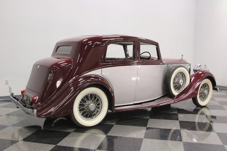 1938 Rolls-Royce 25/30 14