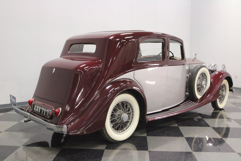 1938 Rolls-Royce 25/30 13