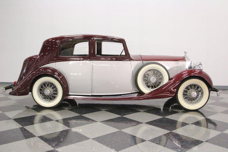 1938 Rolls-Royce 25/30 15
