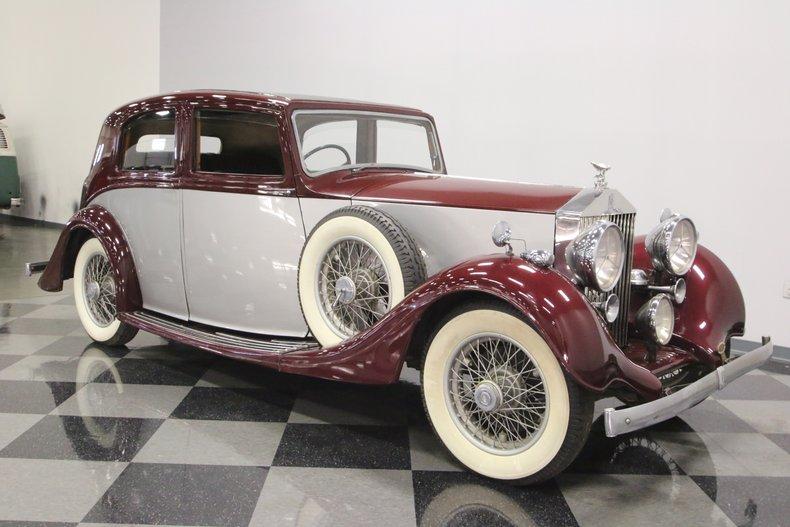 1938 Rolls-Royce 25/30 16