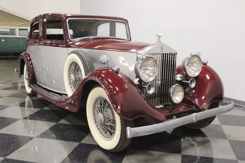 1938 Rolls-Royce 25/30 17