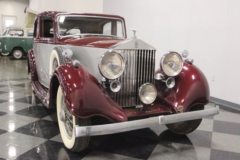 1938 Rolls-Royce 25/30 18
