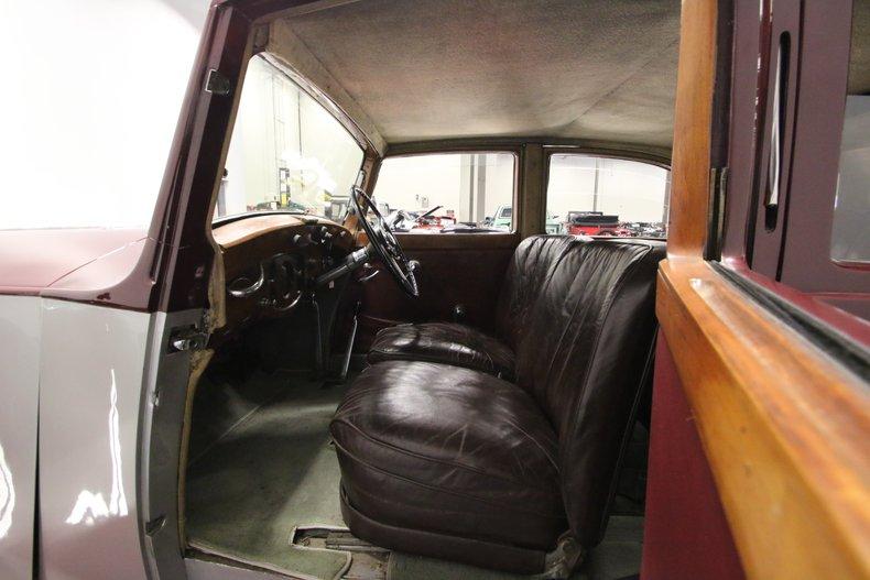 1938 Rolls-Royce 25/30 4