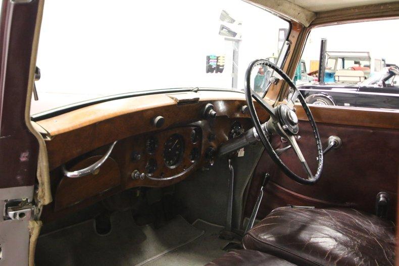 1938 Rolls-Royce 25/30 27