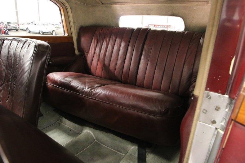 1938 Rolls-Royce 25/30 26