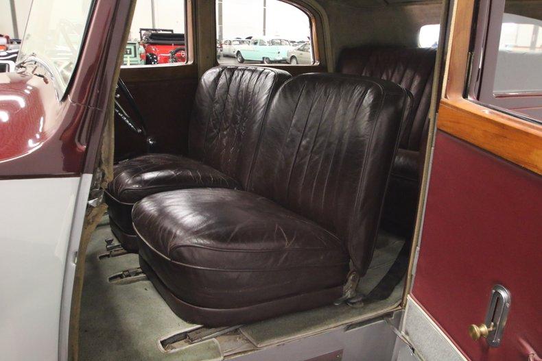 1938 Rolls-Royce 25/30 25