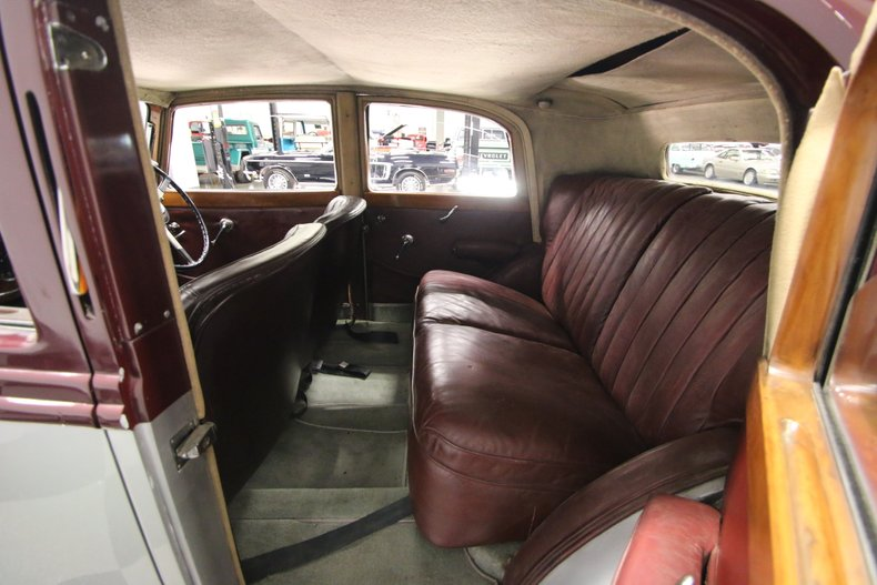 1938 Rolls-Royce 25/30 28