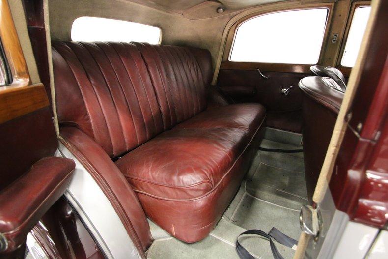 1938 Rolls-Royce 25/30 30