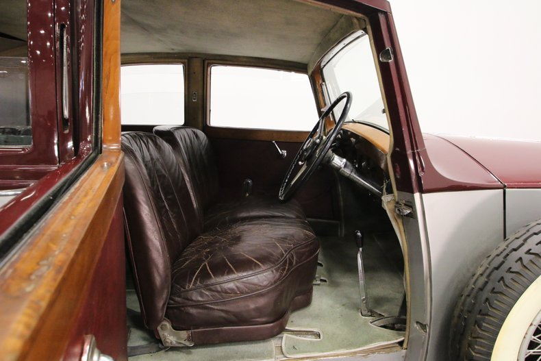 1938 Rolls-Royce 25/30 33