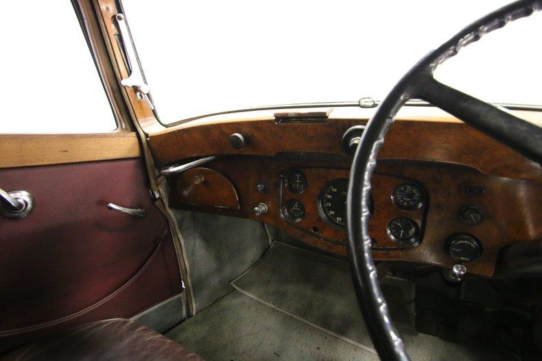 1938 Rolls-Royce 25/30 37