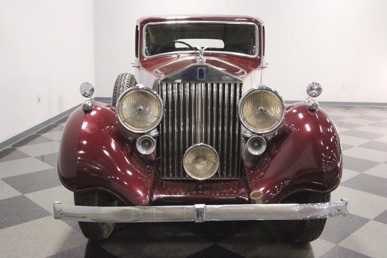 1938 Rolls-Royce 25/30 19
