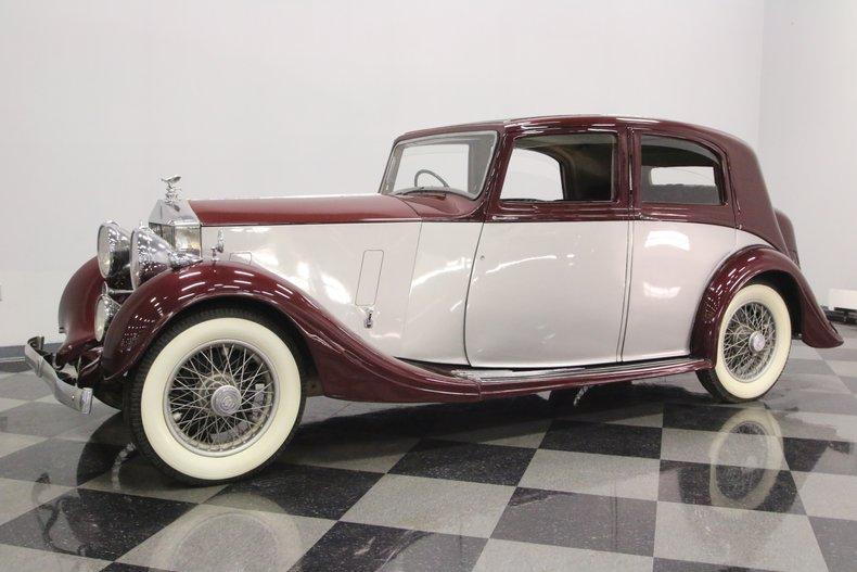 1938 Rolls-Royce 25/30 6