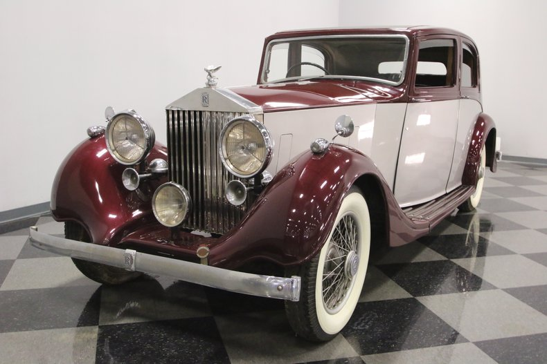 1938 Rolls-Royce 25/30 20