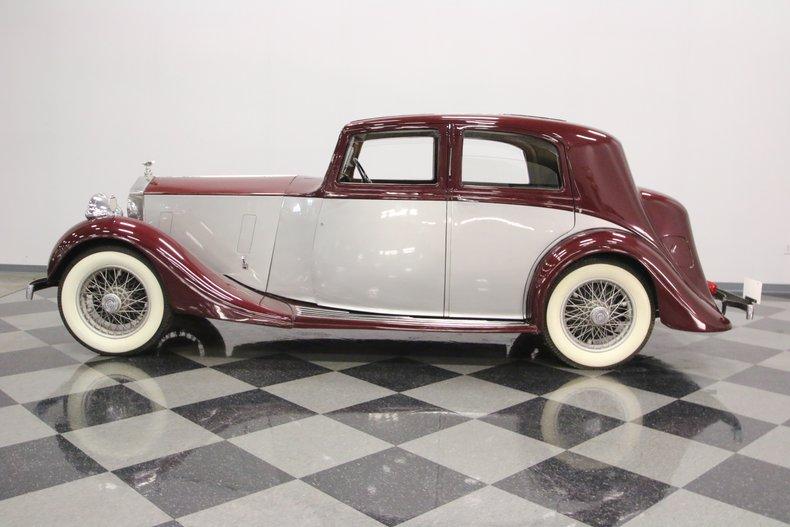 1938 Rolls-Royce 25/30 7