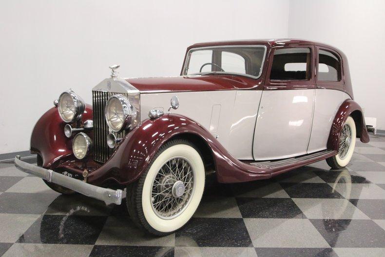 1938 Rolls-Royce 25/30 5