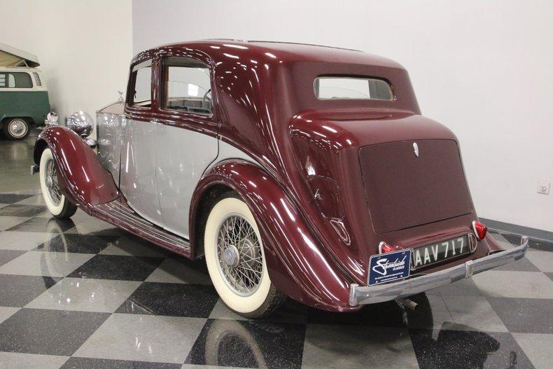 1938 Rolls-Royce 25/30 8