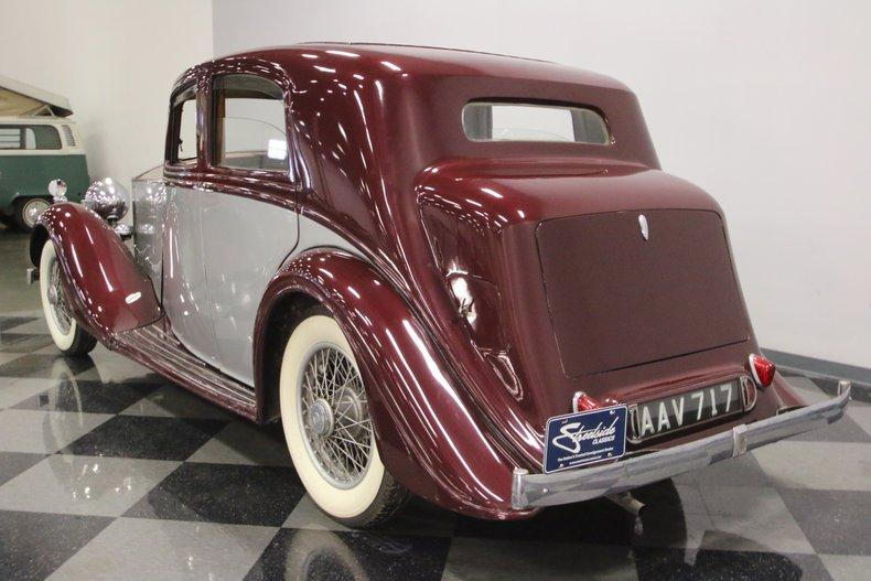 1938 Rolls-Royce 25/30 9