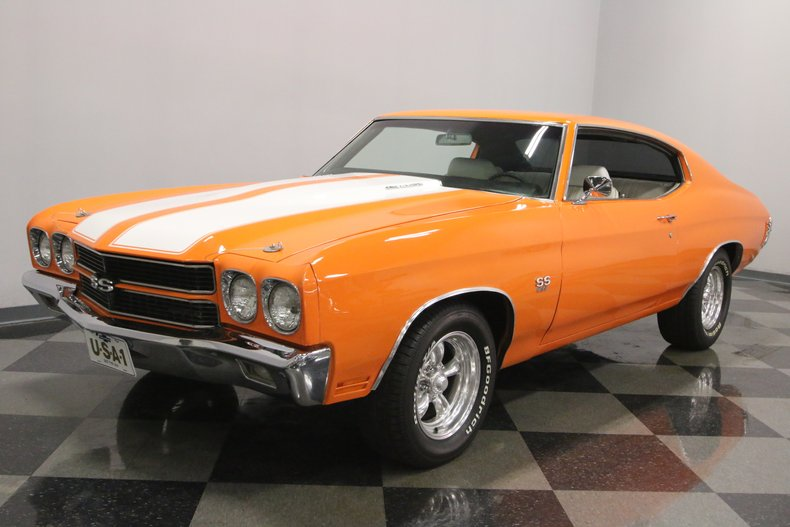 1970 Chevrolet Chevelle SS for sale #166341 | Motorious