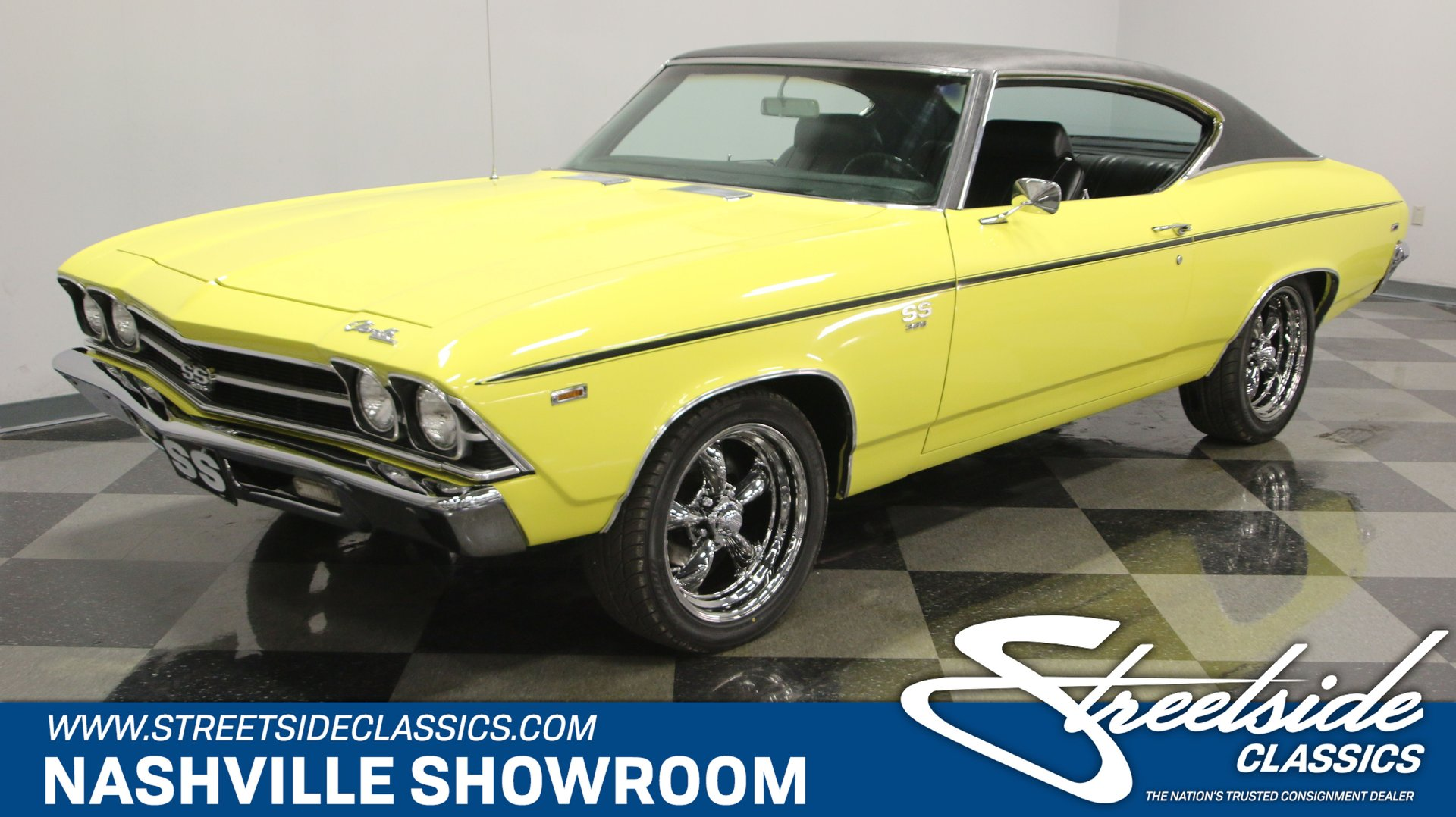 1969 Chevrolet Chevelle SS 396 for sale #167127   Motorious