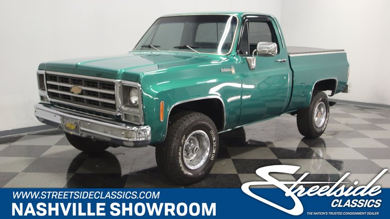 1979 Chevrolet K-10 For Sale