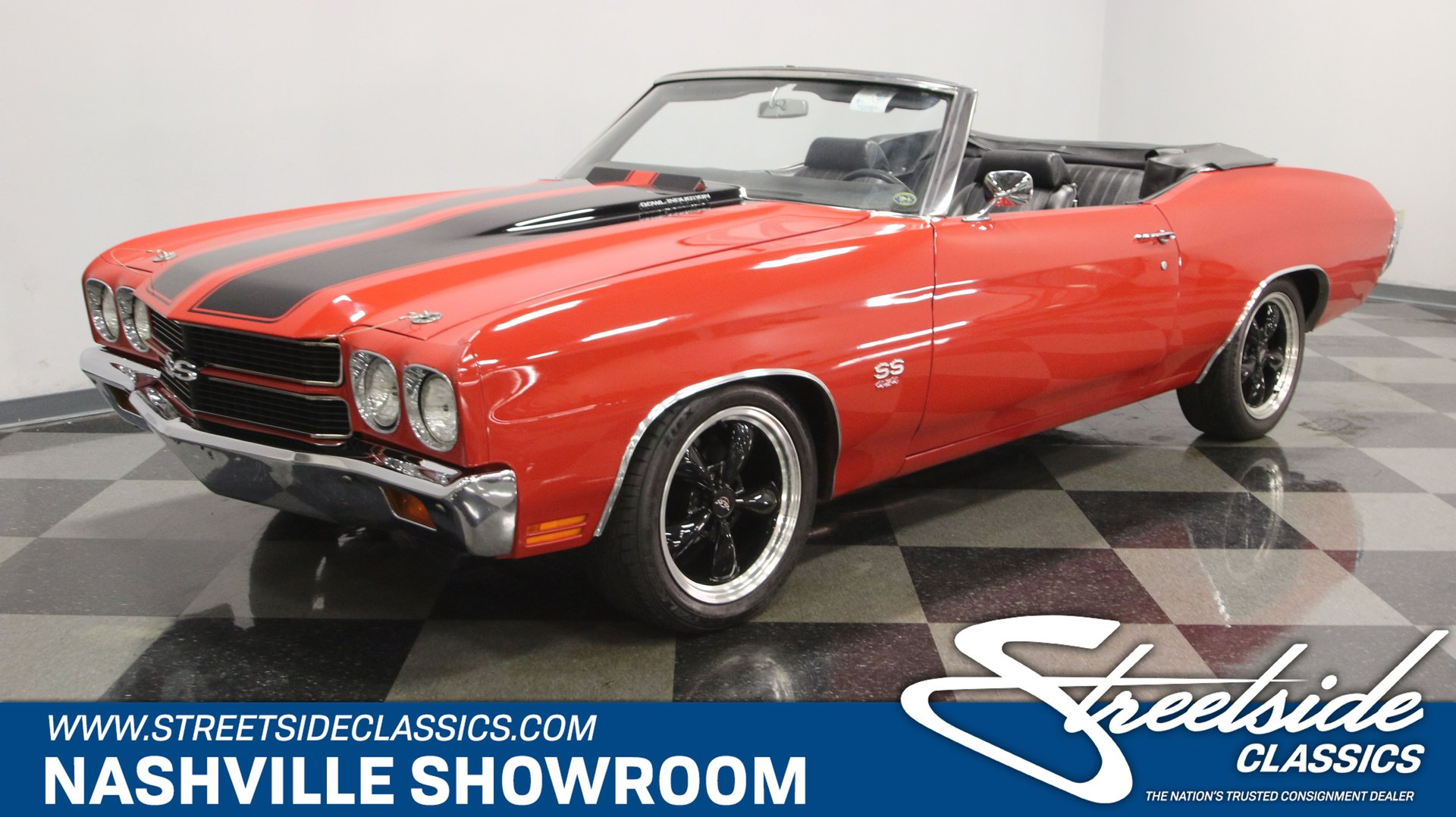 1970 Chevrolet Chevelle SS 454 Tribute Convertible for sale #166877