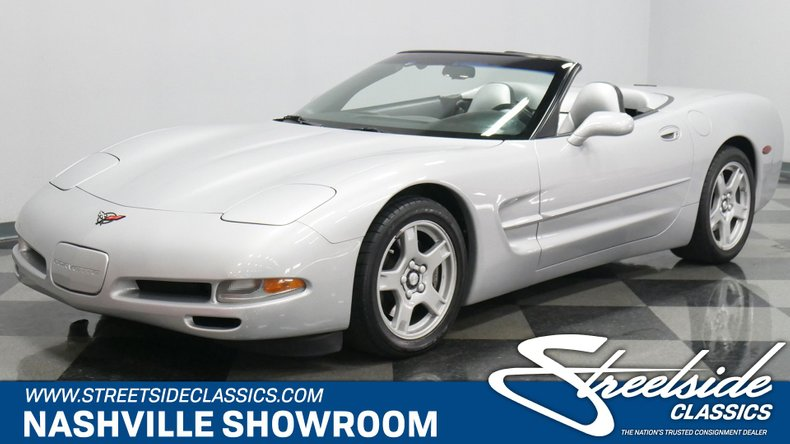 For Sale: 1998 Chevrolet Corvette