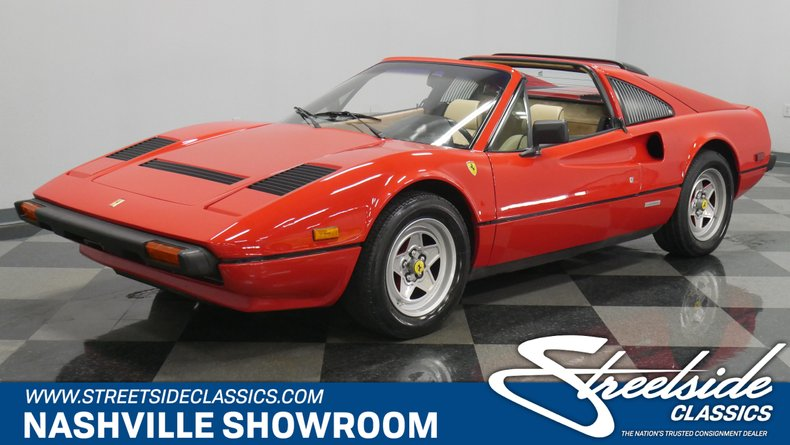 1984 Ferrari 308 GTS For Sale