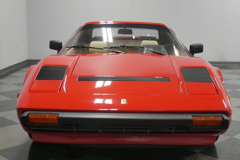 1984 Ferrari 308 GTS 19